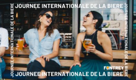 JOURNEE INTERNATIONALE DE LA BIERE - FONTREY - FONDERIE DE FONTE DANS LA LOIRE