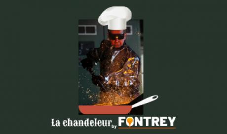 LA CHANDELEUR BY FONTREY