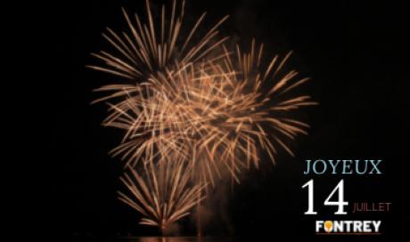JOYEUX 14 JUILLET BY FONTREY, votre fonderie de fonte pour les profestionnels
