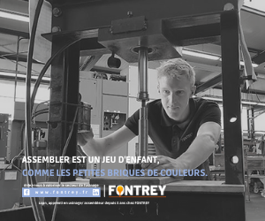 CAMPAGNE FONTREY - FONTREY recherche son futur talent en usinage en apprentissage