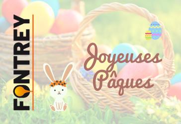 JOYEUSES PAQUES - FONTREY