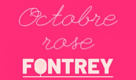 OCTOBRE ROSE BY FONTREY