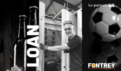   PORTRAIT - Loan - Régleur/Opérateur   - 3 ième Génération