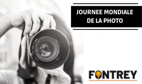 JOURNEE MONDIALE DE LA PHOTO - FONTREY, VOTRE FONDERIE DE FONTE EN AUVERGNE RHONE ALPES