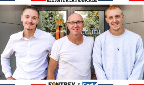 ARTICLE FONTREY - CAPITAL - REUSSITE A LA FRANCAISE