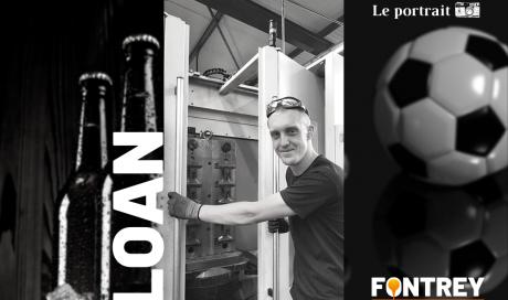 | PORTRAIT - Loan - Régleur/Opérateur | - 3 ième Génération