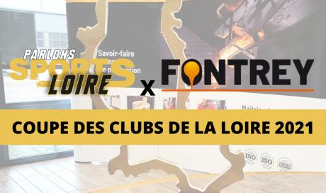 COUPE DES CLUBS DE LA LOIRE 2021 - FONTREY x PARLONS SPORTS